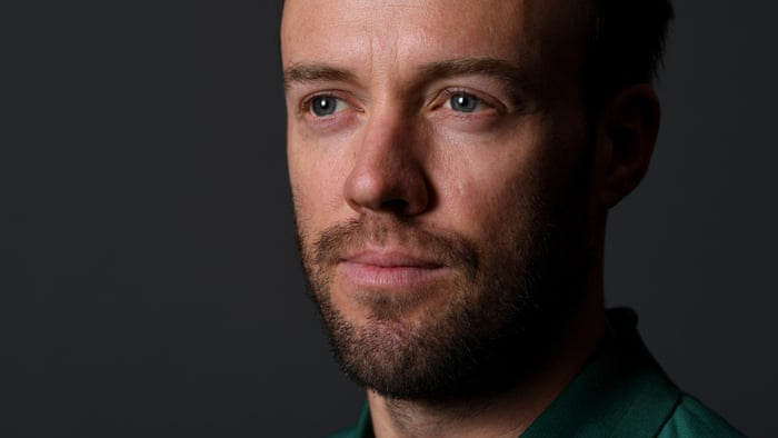 AB de Villiers: 'I have had my turn and, to be honest, I am tired' – video