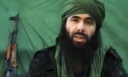 Al-Qaeda in the Islamic Maghreb (AQIM) chief Abdelmalek Droukdel