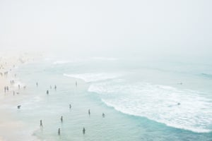 Sea Mist Rolls In, Bondi, 2019