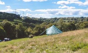 Bush Farm campsite
