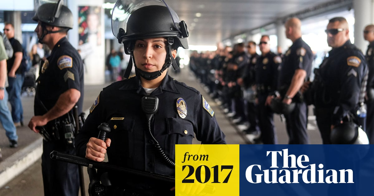 Obama Task Force Urges Improved Police >> Trump Breaks From Obama With Crime Crackdown And Blue Lives Matter