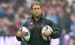 Jonny Wilkinson has spent the week with Toulon in his part-time skills coaching role.