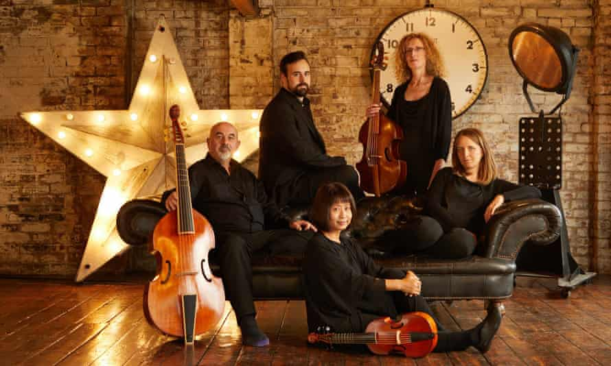 Early music group Fretwork