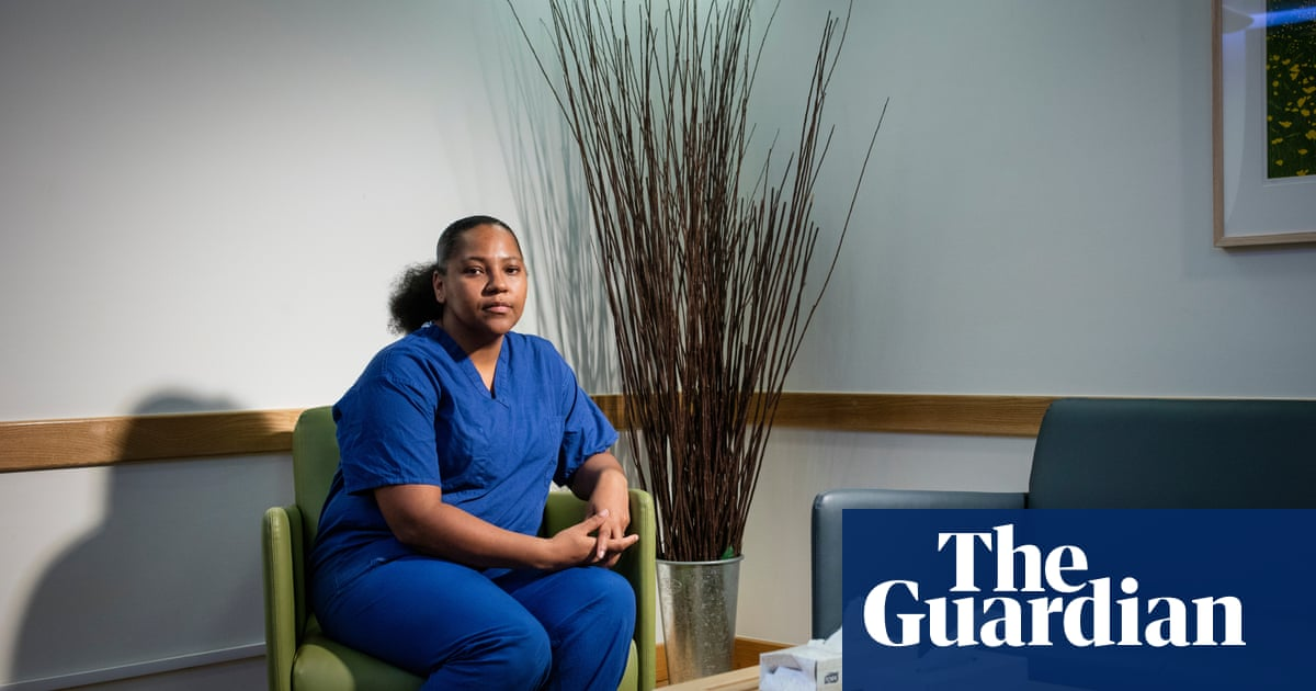 The NHS is not just doctors and nurses': five hidden roles | Society