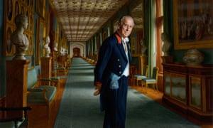 A portrait of Prince Philip by Australian-born artist Ralph Heimans.