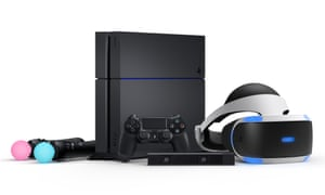 does playstation 4 pro really improve virtual reality performance games the guardian. Black Bedroom Furniture Sets. Home Design Ideas