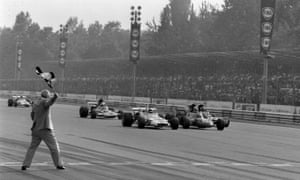Peter Gethin beats Ronnie Peterson