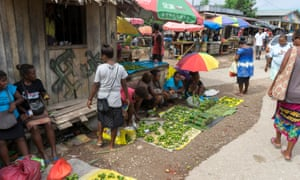 In Auki market on the independently-minded island of Malaita, market-sellers insist that they don't want China.