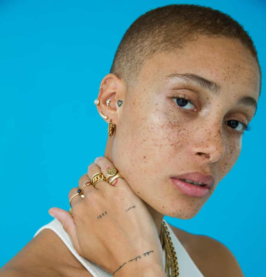 Adwoa Aboah photographed in London, May 2019