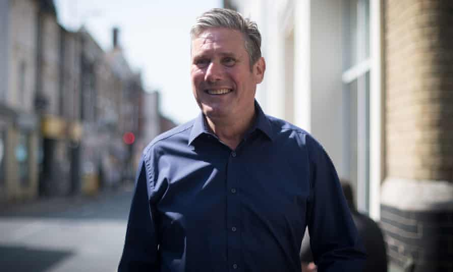 Keir Starmer said a £285m enforcement fund could be created for antisocial behaviour hotspots.