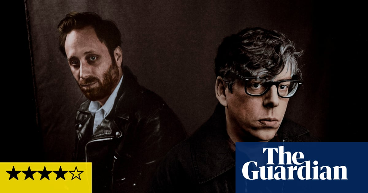 The Black Keys: Let's Rock review – rousing return makes good on its