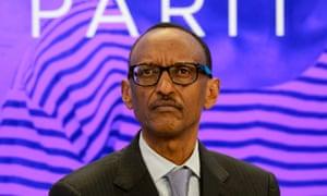 Paul Kagame will run for president again in 2017.