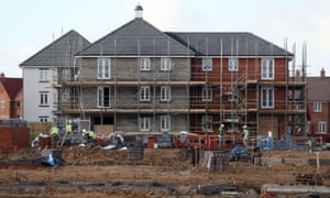 New-build homes would be sold as freehold under government proposals.