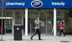 Customers who are not displaying symptoms will be able to book an in-store coronavirus test at Boots.