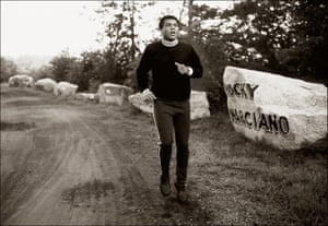 Muhammad Ali at Deer Lake, 1977