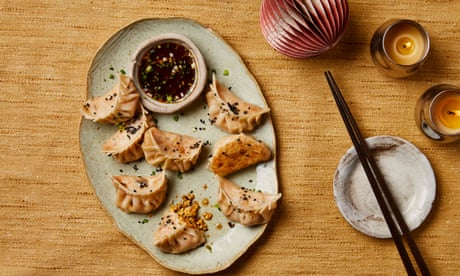 Christmas starter: a vegan recipe for kimchi and tofu dumplings