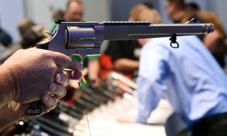 Gun manufacturer CEO says 'we are good citizens' as gun sales surge