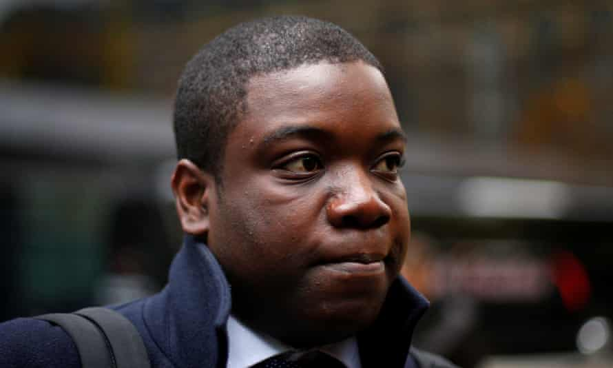 Former UBS trader Kweku Adoboli arrives at Southwark crown court to attend his trial for fraud on 15 November 2012. Photograph: Andrew Winning/Reuters