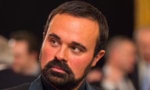 Evgeny Lebedev has shown that he enjoys being a media innovator.