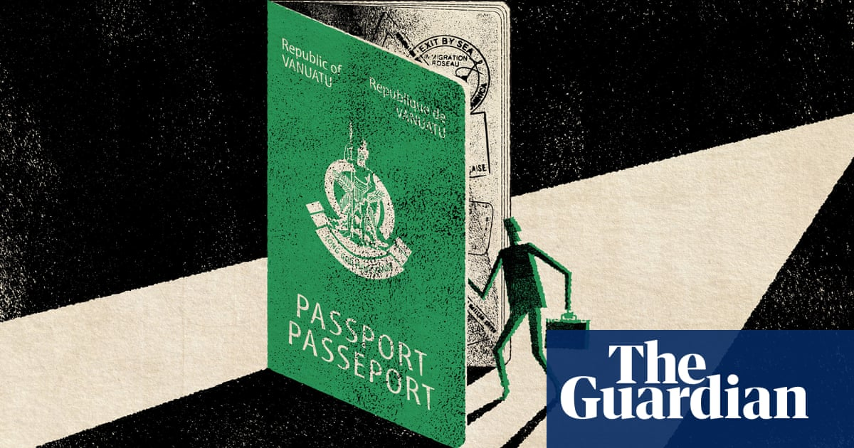 Citizenship for sale: fugitives, politicians and disgraced businesspeople buying Vanuatu passports
