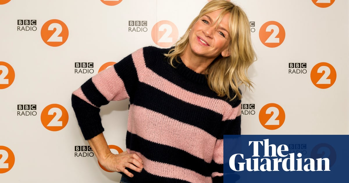 The Fiver | The banter-tastic environs of Zoe Ball's Breakfast Show