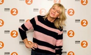 Zoe Ball will present the breakfast show on Radio 2 from January.