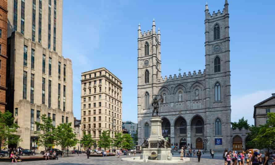 catholic church montreal