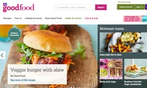 The BBC has said the bulk of its 11,000 recipes will be moved over to the BBC Good Food site owned by commercial arm.