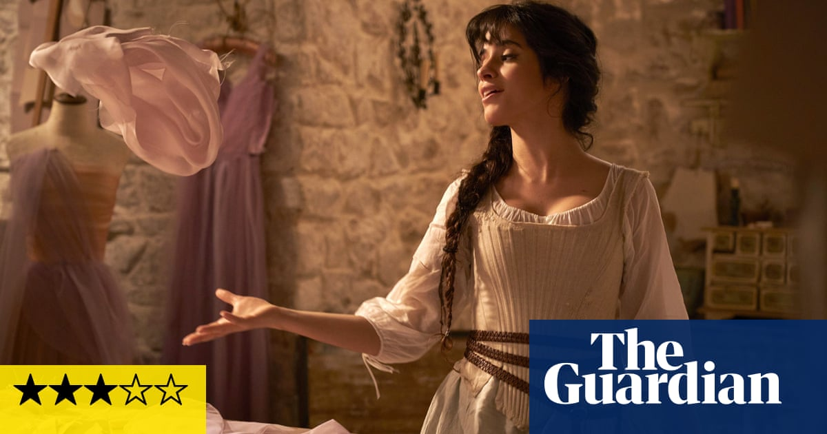 Cinderella review – Ella wears the trousers in goofy musical redesign