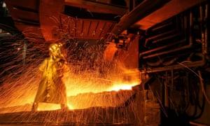 le minerai de nickel traitée en Indonésie