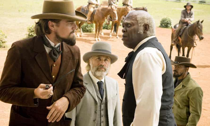 As Stephen in Django Unchained.