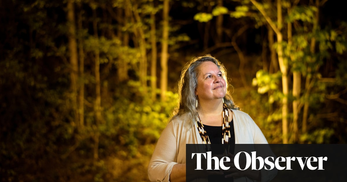 Robin Wall Kimmerer: 'Mosses are a model of how we might live'