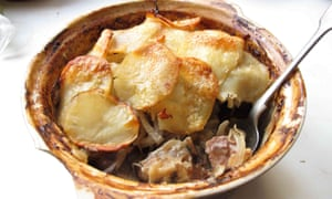 Lancashire Hotpot, a relative of the SCOUSE