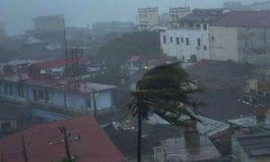 Hurricane Matthew in Cuba
