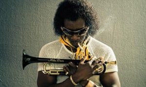 Don Cheadle in Miles Ahead.