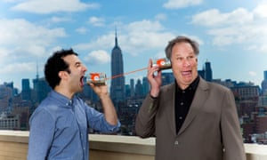 Radiolab: 'Weird, true stories about improbable subjects.'