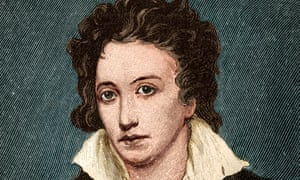 Percy Bysshe Shelley.