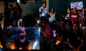 Impending immigration raids across US spark anxiety and protests | US news | The Guardian