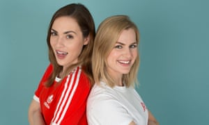 Rose And Rosie We Dont Really Have A Filter Culture The Guardian