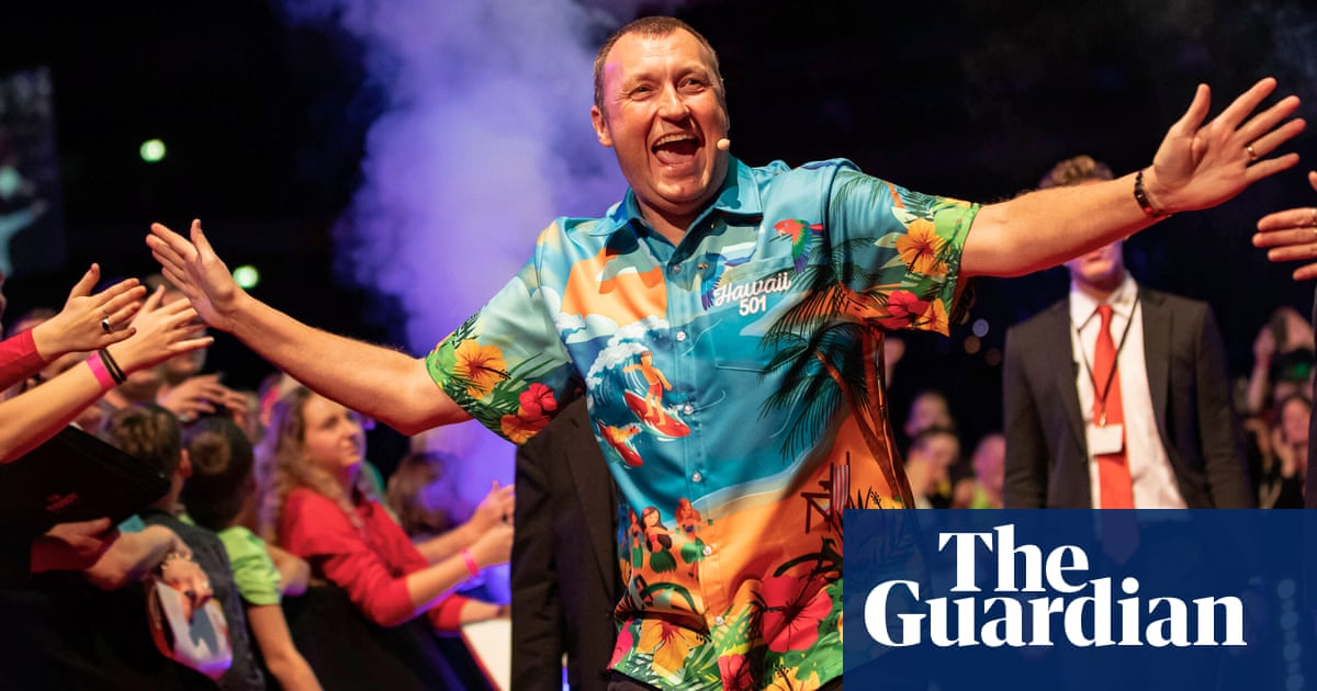 Wayne Mardle: 'I wanted to be a clown. No one wants that any more'   Jonathan Liew
