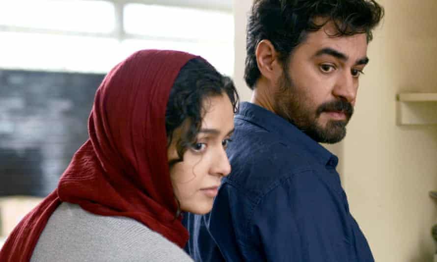 Taraneh Alidoosti and Shahab Hosseini in Asghar Farhadi's The Salesman