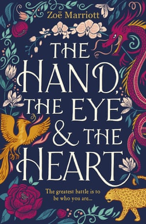The Hand, the Eye and the Heart by Zoë Marriott