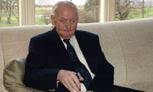 Archie Lyon was one of the last surviving members of the Glider Pilot Regiment