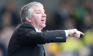 Martin Ling said he was 'delighted' to be back at the club that he served as a player.