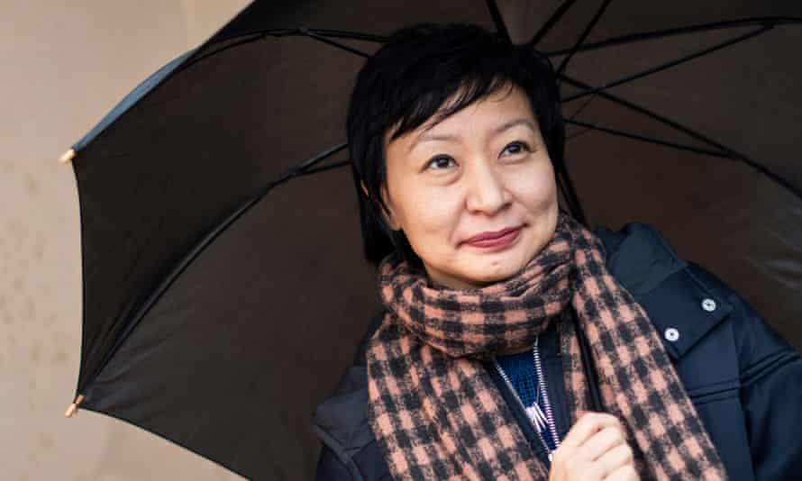 Cathy Park Hong.