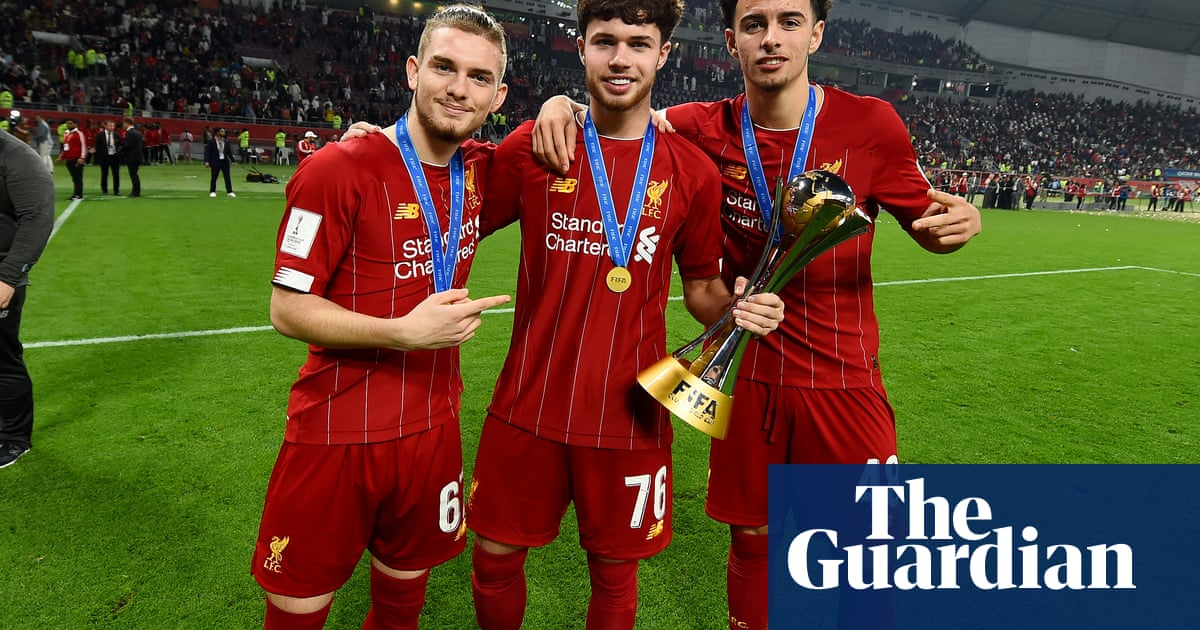 Jürgen Klopp backing youth to strengthen Liverpools squad