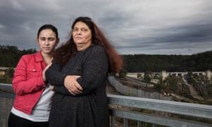 Taylor Clarke and her mother Kazan Brown are traditional custodians of the Warragamba area and want the plan to raise the dam wall scrapped