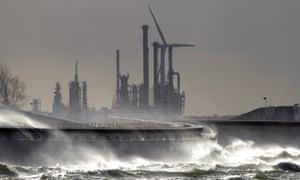 Maeslant surge barrier