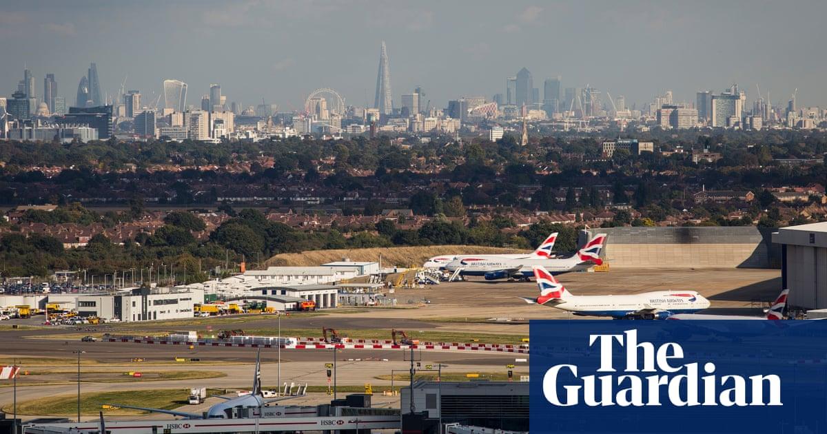 Reino Unido criticado por ignorar los objetivos climáticos de París en las decisiones de infraestructura