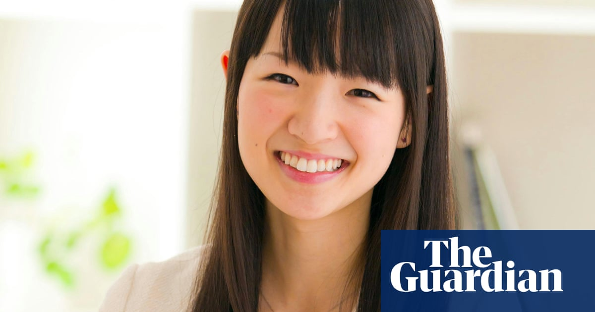 3d2b76cae486 Marie Kondo  How to clear out sentimental clutter